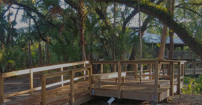 Gore Nature Education Center | Cypress Cove Landkeepers