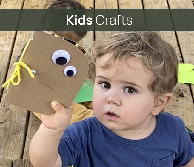 Gore Nature Center Grand Opening Events: Crafts for Kids | Cypress Cove Landkeepers