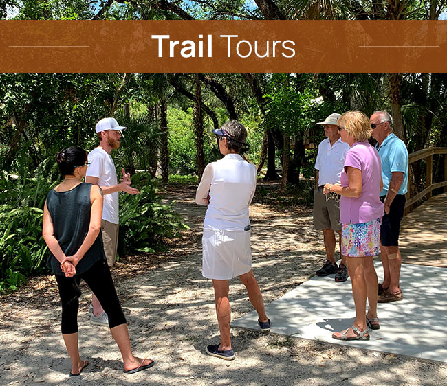 Gore Nature Center Grand Opening Events: Trail Tours | Cypress Cove Landkeepers