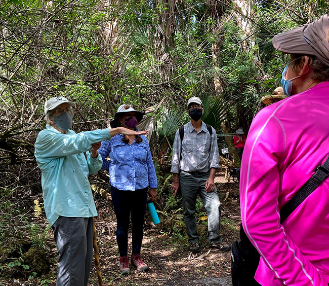 What We Do: Nature Inspired Experiences | Cypress Cove Landkeepers